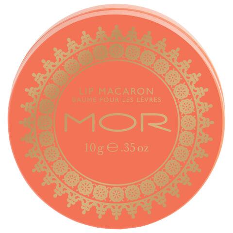 MOR Lip Macaron Balm - Blood Orange 10g
