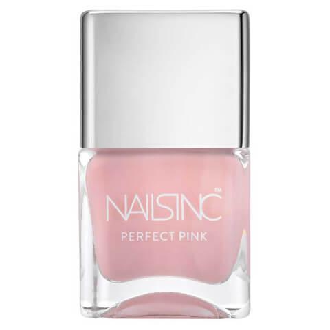 nails inc. Petticoat Lane Perfect Pink Nail Polish 14ml