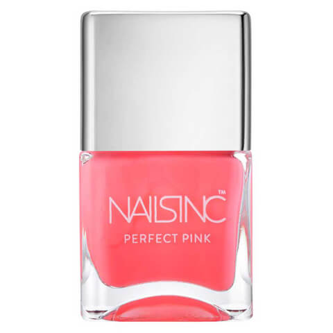 nails inc. Rose Street Perfect Pink Nail Polish 14ml
