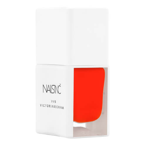 nails inc. Vvb Victoria Beckham Judo Red Nail Polish 14ml