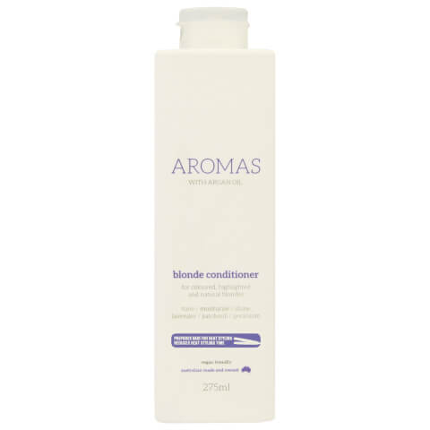 Nak Aromas Blonde Conditioner With Argan Oil 275ml