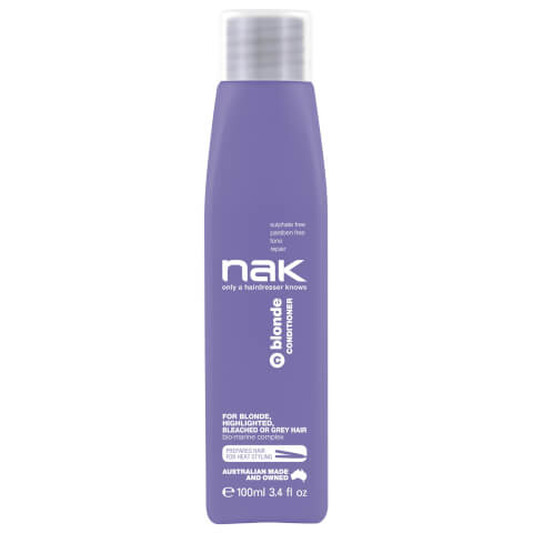 Nak Blonde Conditioner Travel Size 100ml