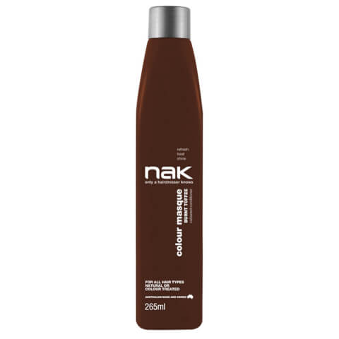 Nak Colour Masque Coloured Conditioner - Burnt Toffee 265ml