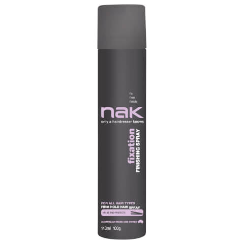 Nak Fixation Finishing Spray 100g