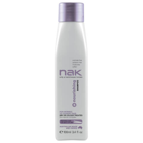 Nak Nourishing Shampoo Travel Size 100ml