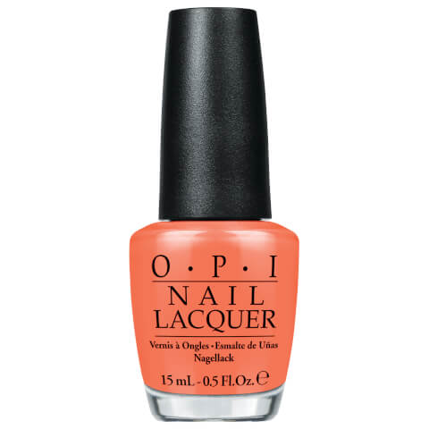 OPI Brazil Range Where Did Suzi's Man-Go?