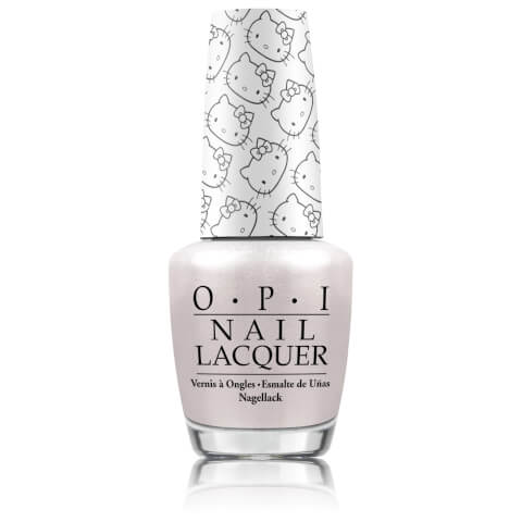 OPI Hello Kitty - Kitty White 15ml