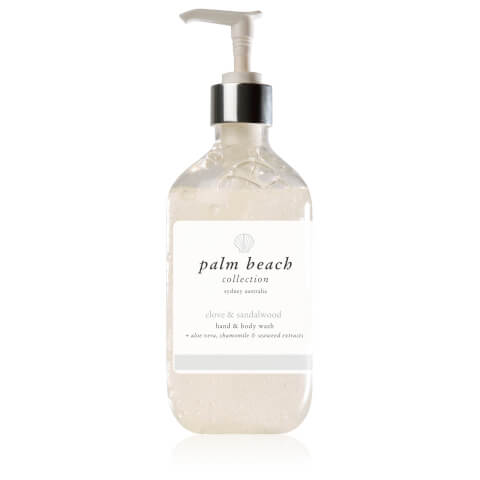 Palm Beach Collection Hand And Body Wash Clove And Sandlewood 500ml
