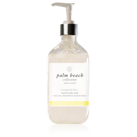 Palm Beach Collection Hand And Body Wash Coconut And Lime 500ml