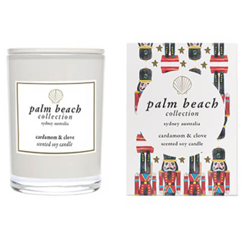 Palm Beach Collection Mini Candle Cardamon And Clove 45g - Limited Edition