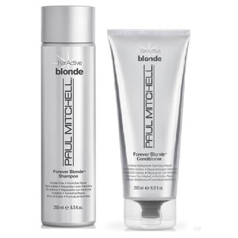 Paul Mitchell Forever Blonde Shampoo And Conditioner Duo Pack