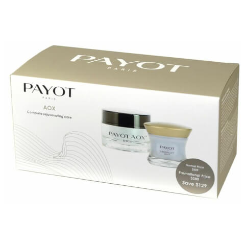 PAYOT Aox Riche 50ml & Design Lift Nuit 50ml Value Pack