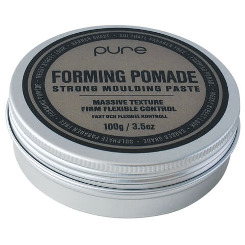 Pure Forming Pomade Strong Moulding Paste 100g