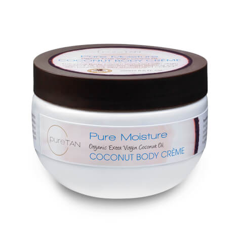 PureTan Pure Moisture Coconut Body Creme 250ml
