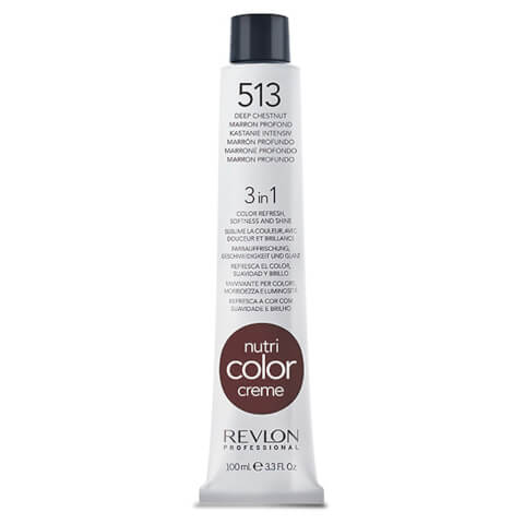 Revlon Professional Nutri Color Creme #513 Deep Chestnut 100ml