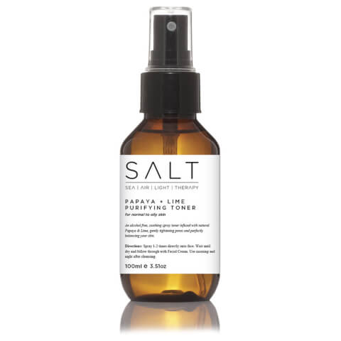 SALT Papaya + Lime Purifying Toner 100ml