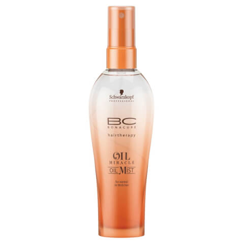 Schwarzkopf BC Bonacure Oil Miracle Oil Mist For Normal To Thick Hair 100ml