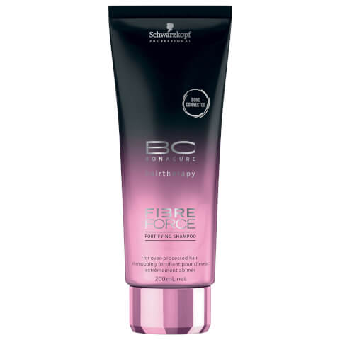 Schwarzkopf BC Hair Therapy Fibre Force Shampoo 200ml