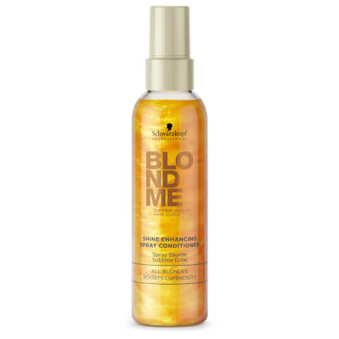 Schwarzkopf Blondme Shine Enhancing Spray Conditioner 150ml