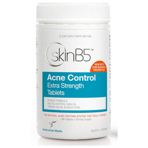 SkinB5 Acne Control Extra Strength Tablets x 180