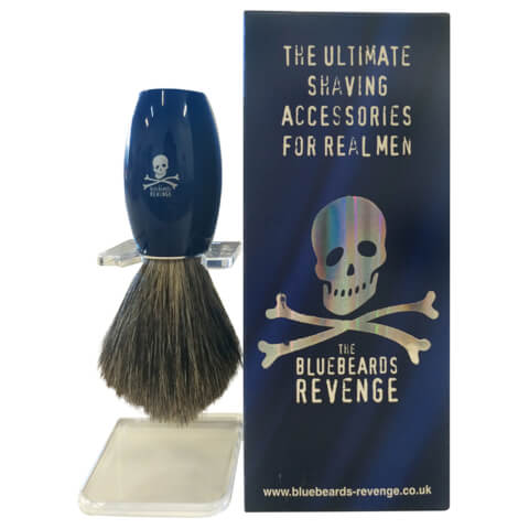 The Bluebeards Revenge Privateer Collection Badger Brush And Stand