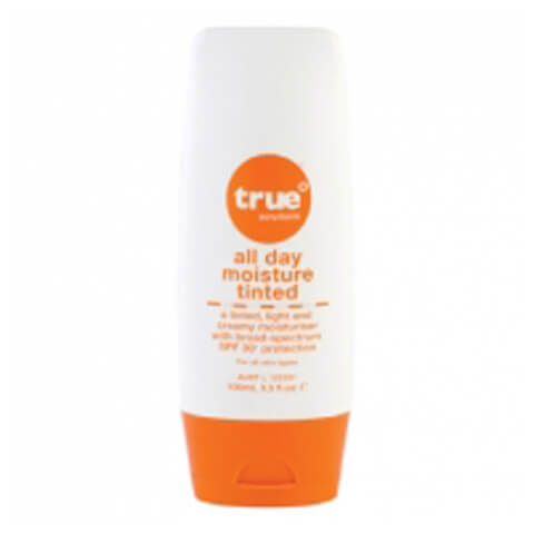 True Solutions All Day Moisture SPF30+ Tinted 100ml