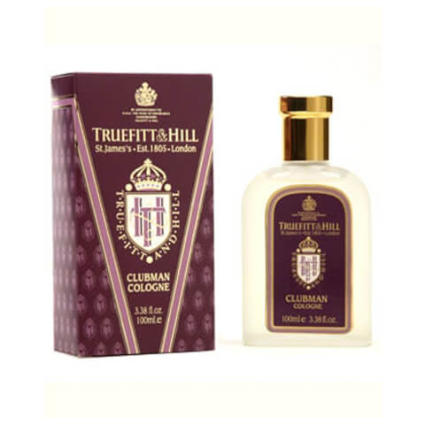 Truefitt & Hill Men's Cologne Clubman 100ml