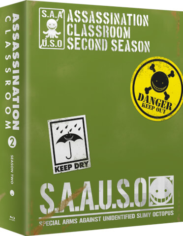 Assassination Classroom - Season 2, Part 1 Collector's Edition