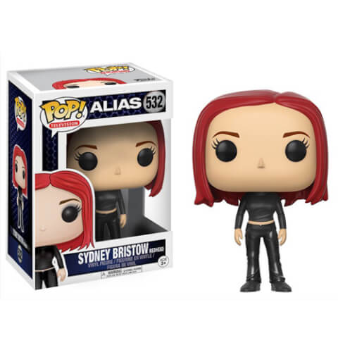 Figurine Pop! Sydney Bristow (Rousse) Alias