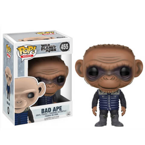 War For The Planet Of The Apes Bad Ape Pop! Vinyl Figure