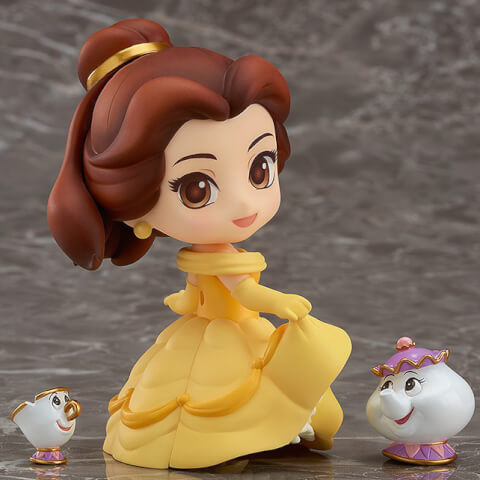 Beauty and the Beast Belle Nendoroid Action Figure