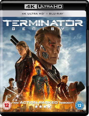 Terminator Genisys - 4K Ultra HD