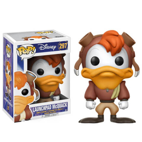 Disney Launchpad McQuack Pop! Vinyl Figure