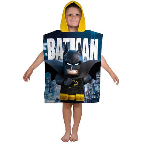 LEGO Batman Movie : Serviette Poncho