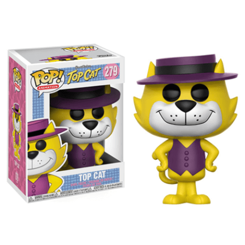 Figurine Pop! Top Cat Hanna Barbera