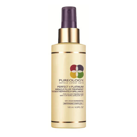 Pureology Perfect 4 Platinum Miracle Filler Treatment 145ml