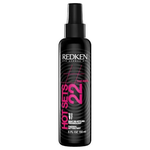 Redken Hot Sets 22 Thermal Setting Mist 150ml