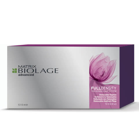 Matrix Biolage Full Density Stemoxydine Kit for Thinning Hair (10 x 6ml)