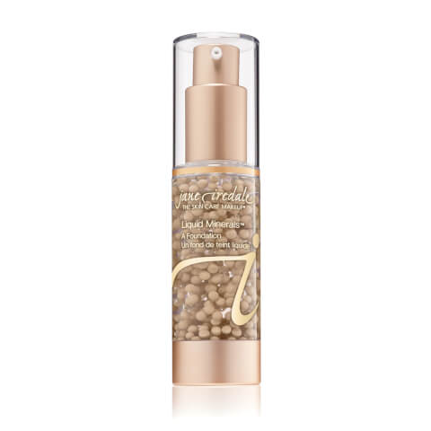 jane Iredale Liquid Minerals Foundation 30ml (Various Shades)