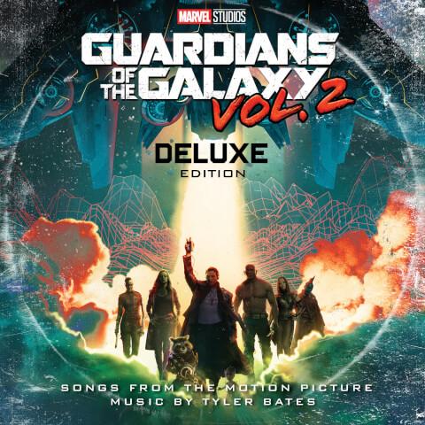 Guardians of The Galaxy: Vol.2 - Deluxe Edition Vinyl (2LP)