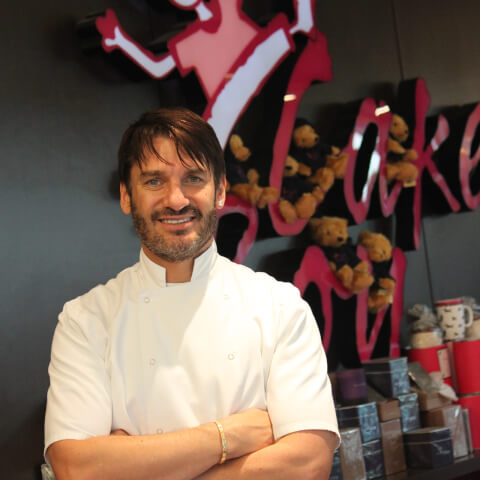 Cupcake Decorating for Two with Eric Lanlard at Cake Boy, London