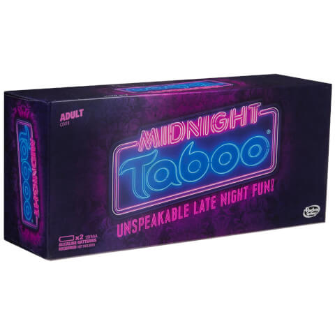 Midnight Taboo - The Game