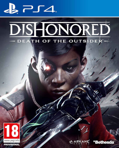 Dishonored 2 Game Of The Year