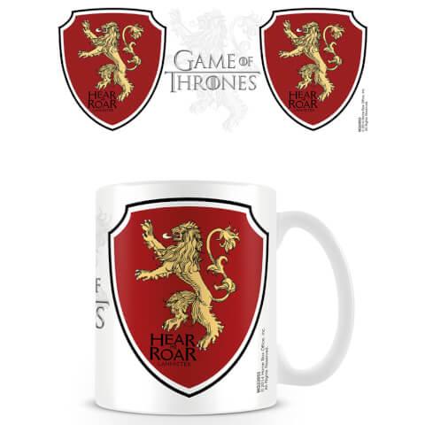 Tasse Lannister -Games of Thrones