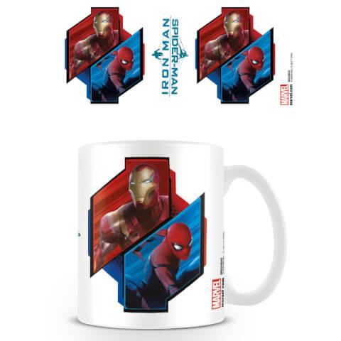 Spider-Man Homecoming Coffee Mug (Duo)