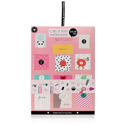 NPW Oh K! 12 Days of Beauty Advent Calendar