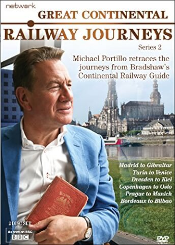 Great Continental Railway Journeys - Series 2