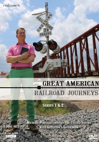 Great American Railroad Journeys: Series 1 & 2