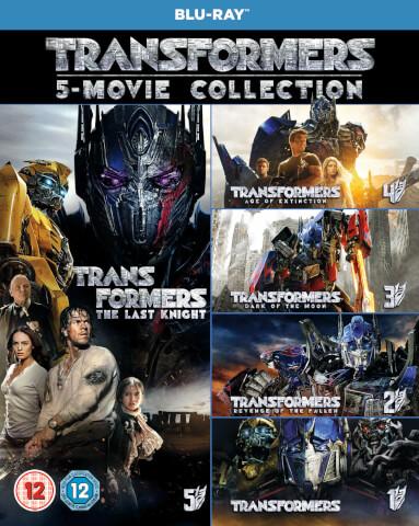 Transformers Boxset (Digital Download)