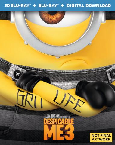 Despicable Me 3 3D (Includes 2D Version) (Digital Download)